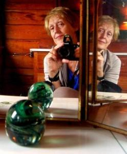CAROL CRAWFORD SELF-PORTRAIT